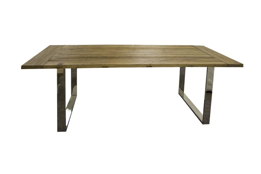850x567px 7 Top Recycled Wood Dining Tables Picture in Furniture