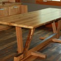 Reclaimed Wood Dining Table , 7 Top Recycled Wood Dining Tables In Furniture Category