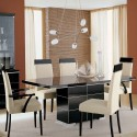 Rectangular Dining Table , 7 Awesome Siena Dining Table In Dining Room Category