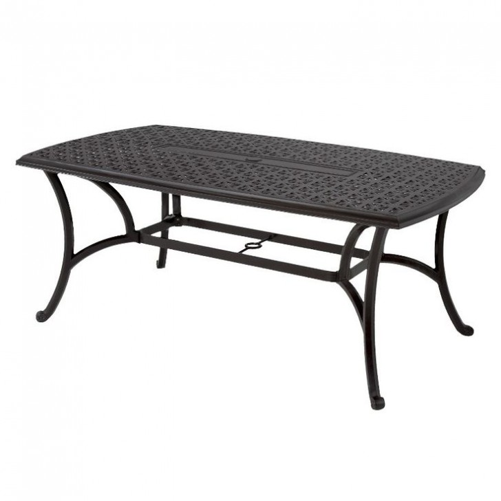 Furniture , 7 Stunning Rectangle patio dining table : Rectangular Dining Table