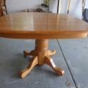 Refinishing an oak dining table , 9 Stunning Refinish Dining Table In Furniture Category