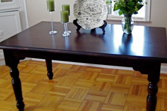 1246x1047px 9 Stunning Refinish Dining Table Picture in Furniture