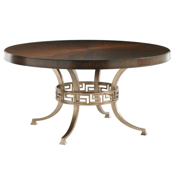 Furniture , 8 Gorgeous Lexington Round Dining Table : Regis Round Dining Table
