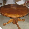 Round Dining Room Table , 7 Gorgeous 48 Inch Round Dining Table With Leaf In Furniture Category