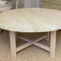 Round Dining Table , 8 Good Poplar Dining Table In Furniture Category