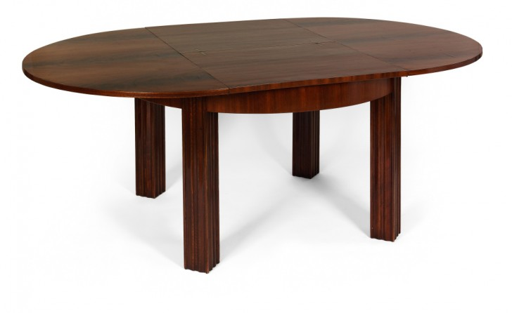Furniture , 5 Amazing Extendable Round Dining Table : Round Extendable Dining Table