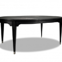 Round Extension Dining Table , 8 Good Brownstone Dining Table In Furniture Category