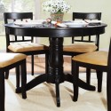 Round Pedestal Dining Table , 8 Good 42 Round Pedestal Dining Table In Furniture Category