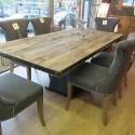 Rustic Farmhouse Dining Table , 8 Good Reclaimed Wood Farmhouse Dining Table In Furniture Category