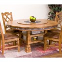 Sunny Designs Dining Room , 8 Stunning Dining Room Tables With Lazy Susan In Dining Room Category