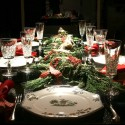Table Decor Ideas , 9 Fabulous Christmas Dining Table Centerpiece In Furniture Category