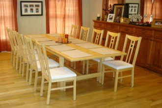 500x350px 8 Unique  Dining Room Table Extender Picture in Furniture