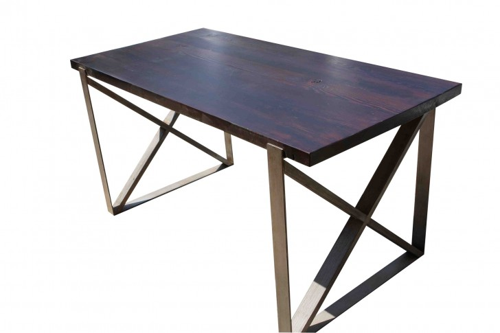 Furniture , 8 Good Reclaimed Wood Dining Table Chicago : Table in Reclaimed Wood