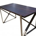 Table in Reclaimed Wood , 8 Good Reclaimed Wood Dining Table Chicago In Furniture Category