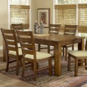 Table with plain color , 8 Nice Hillsdale Dining Tables In Dining Room Category