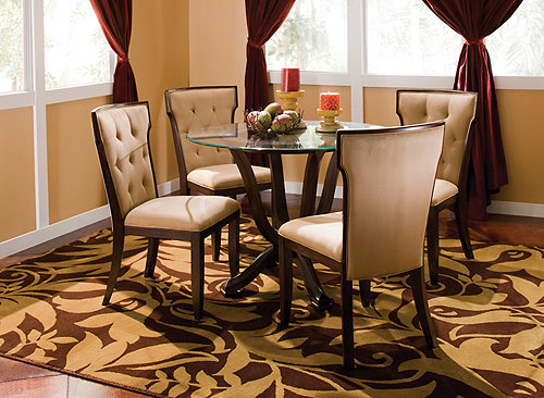500x366px 7 Popular Raymour And Flanigan Dining Tables Picture in Dining Room