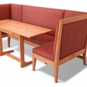 Upholstered Pieces Dining Banquette , 8 Fabulous Banquette Dining Table In Furniture Category