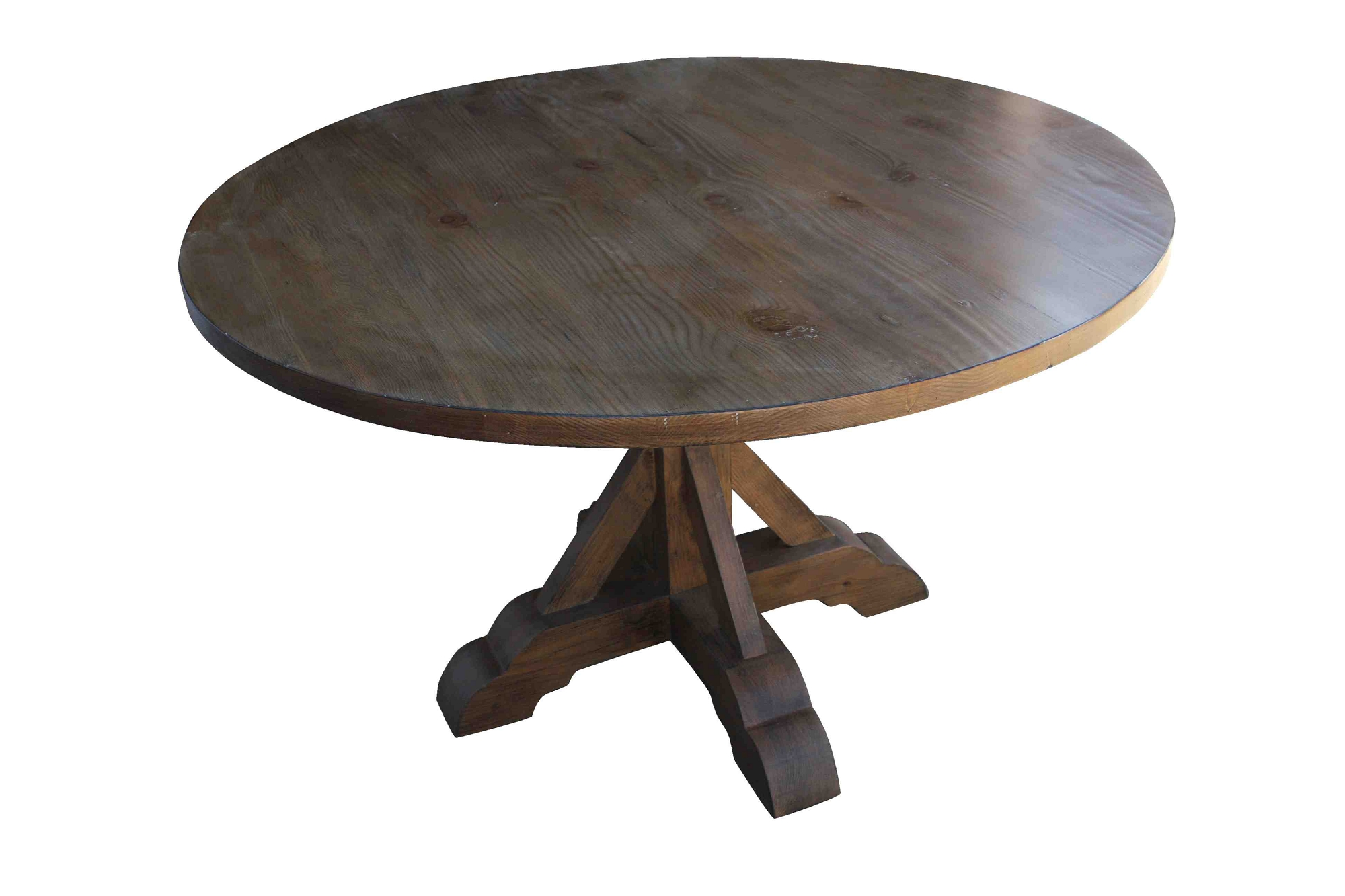 2000x1333px 8 Pretty Round Dining Table Reclaimed Wood Picture in Furniture