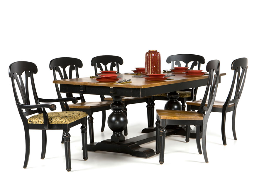 900x599px 8 Nice Canadel Dining Tables Picture in Dining Room