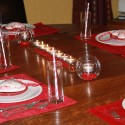 christmas dining table decoration , 7 Good Christmas Dining Table Centerpiece In Apartment Category