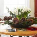 christmas table decorations , 9 Fabulous Christmas Dining Table Centerpiece In Furniture Category