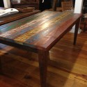 coffee table , 8 Excellent Custom Reclaimed Wood Dining Table In Furniture Category
