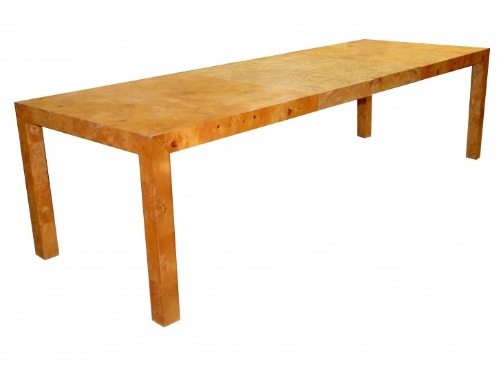 Furniture , 8 Wonderful Parsons dining tables :  Contemporary Furniture