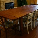 dining room , 4 Best Farmhouse Dining Table Plans In Furniture Category