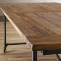 dining table design , 8 Lovely Flatiron Dining Tables In Furniture Category