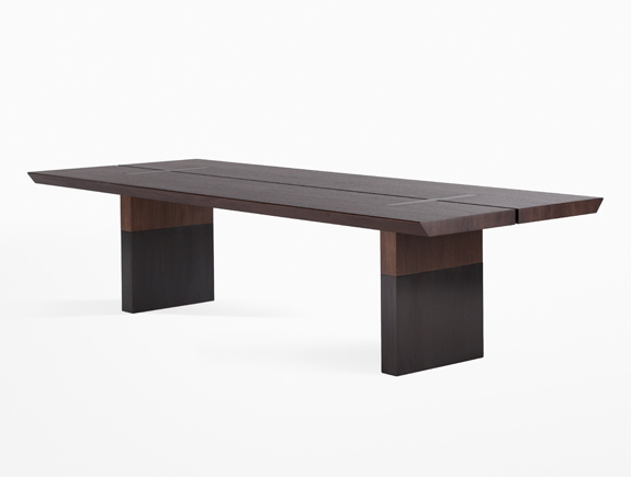 Furniture , 8 Charming Holly Hunt Dining Table :  Dining Table Modern