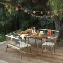 dining table , 8 Awesome Expandable Outdoor Dining Table In Furniture Category