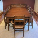 handmade hickory dining table , 6 Stunning Hickory Chair Dining Tables In Furniture Category