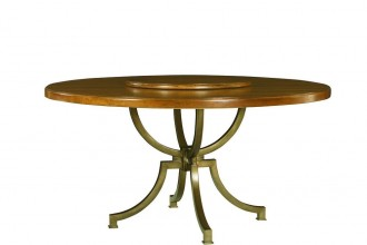 1000x704px 8 Awesome Round Dining Table With Lazy Susan Picture in Furniture