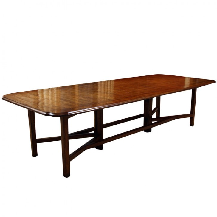 Furniture , 8 Charming Holly Hunt Dining Table :  Marble Dining Table