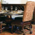 modern dining table , 8 Ultimate Tuscan Round Dining Table In Furniture Category