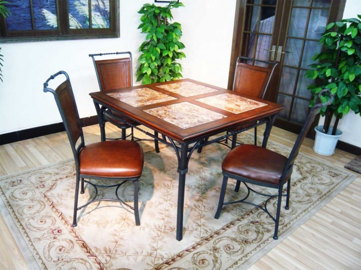 Dining Room , 9 Popular Kathy Ireland Dining Table :  modern dining table