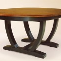 pedestal tables , 7 Good Oblong Dining Room Tables In Furniture Category