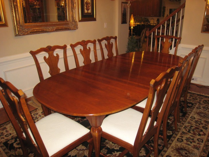 Furniture , 6 Fabulous Bob Timberlake Dining Table : plank dining table