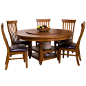 room section dining furniture , 8 Stunning Dining Room Tables With Lazy Susan In Dining Room Category