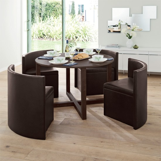 Stunning Hideaway Dining Table And Chairs Round Hideaway Table