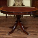 round mahogany dining table oval , 7 Gorgeous 48 Inch Round Dining Table With Leaf In Furniture Category