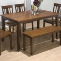 rustic dining table , 8 Unique Jofran Dining Tables In Dining Room Category