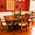 same old dining room table , 6 Charming Ideas For Dining Room Table Centerpieces In Dining Room Category