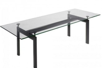 652x452px 7 Charming Le Corbusier Dining Table Picture in Furniture