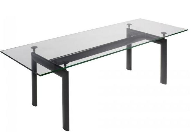 Furniture , 7 Charming Le Corbusier Dining Table :  small dining tables