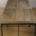 square dining table , 8 Lovely Flatiron Dining Tables In Furniture Category