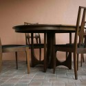 Furniture , 8 Gorgeous Broyhill Round Dining Table :  wood dining table