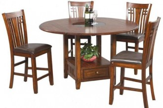 700x700px 8 Unique Lazy Susan Dining Room Table Picture in Furniture