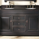 60 Inch Double Sink Antique Black Vanity , 6 Awesome Double Sink Vanity 60 Inch In Furniture Category