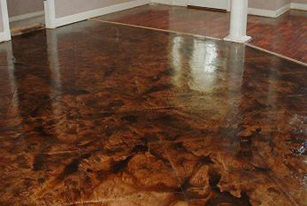 Others , 8 Cool Stained Concrete Floors Cost : Acid Stained Concrete Floors